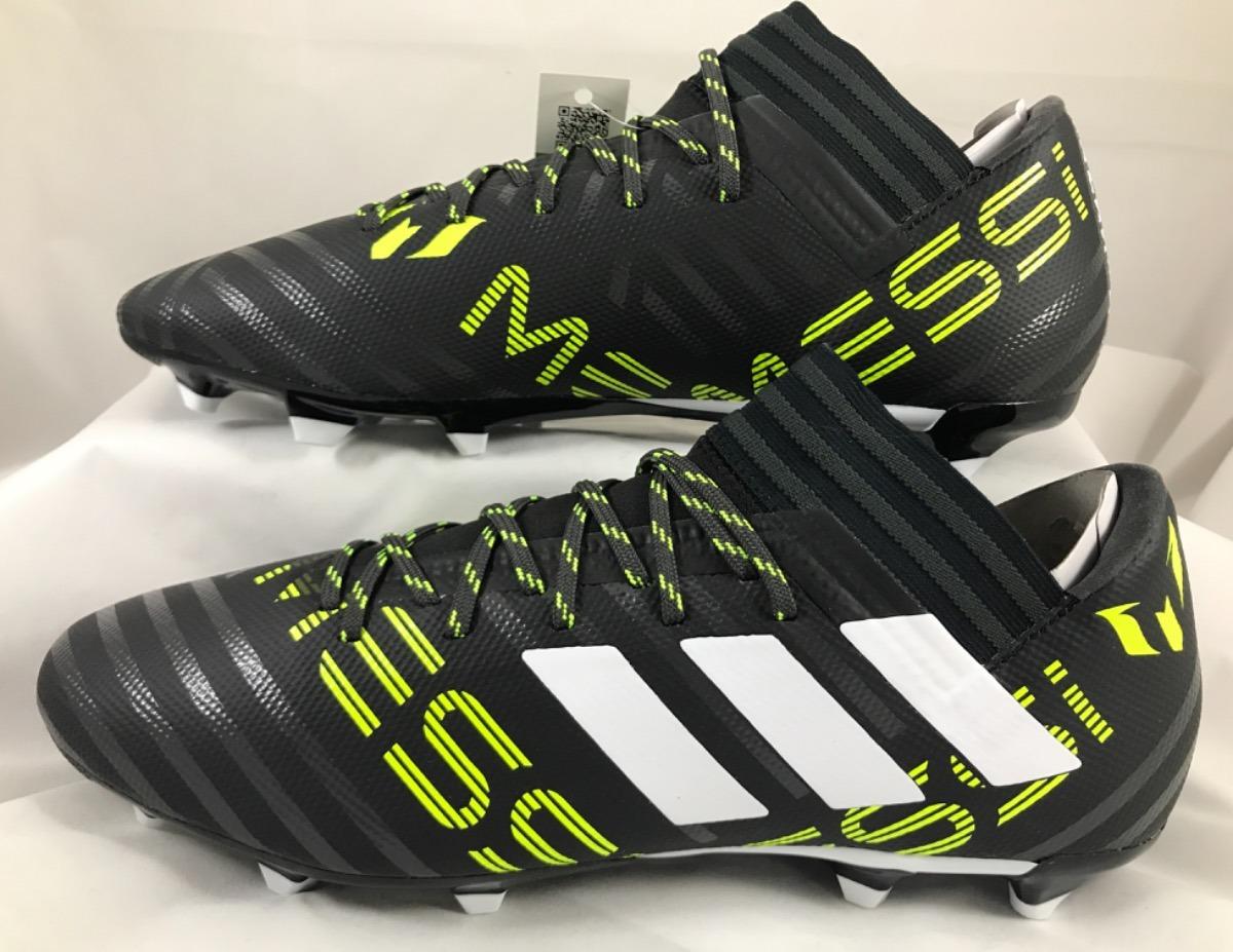 comprar baratas 68859 329ef Botines adidas Messi Nemeziz 17.3 Fg Hombre Cesped Orig
