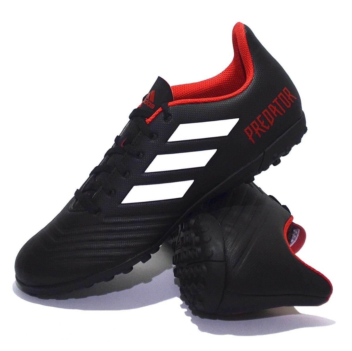 20a968f6d6057 Botines adidas Modelo Predator Tango 18.4 T F -- 10 % O F F ...