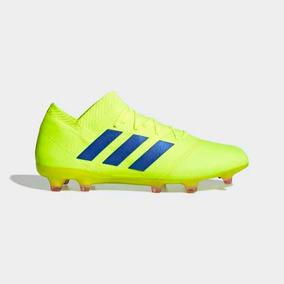 ahorrar f7c5f 54bd3 Botines adidas Nemeziz 18.1 Fg Alta Gama Messi Original