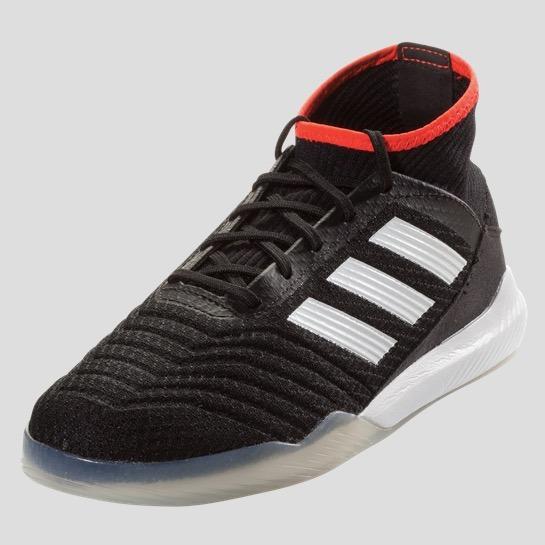d140dfc97 Botines adidas Predator 18 Futsal Profesionales Boost Negros ...