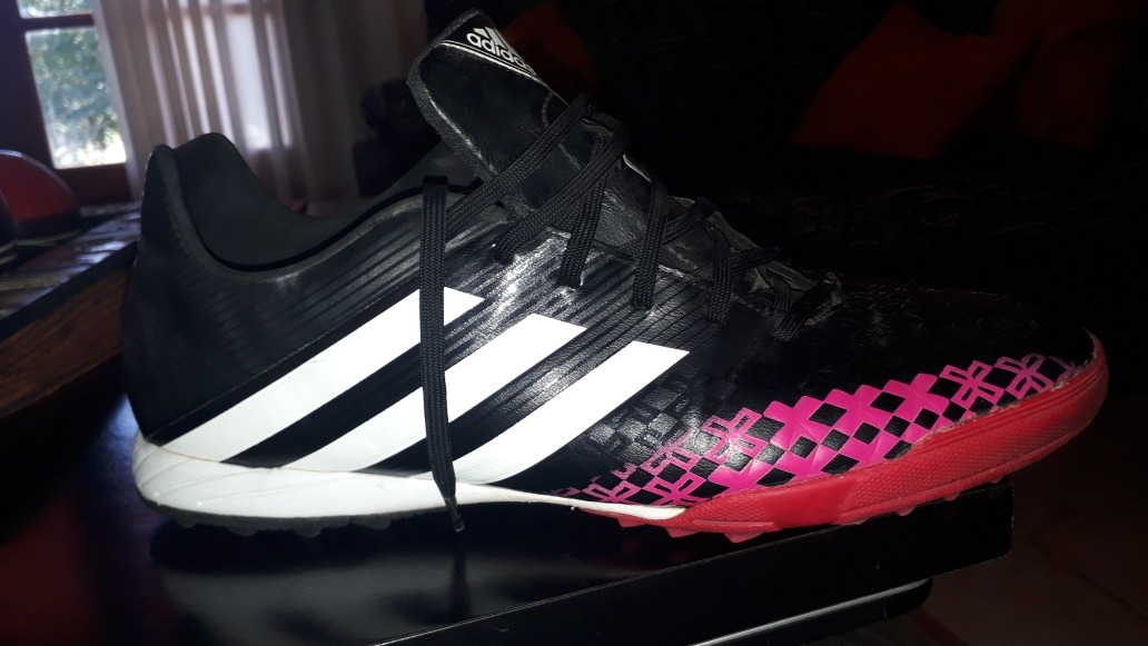 ... wholesale botines adidas predator lz trx tf negro fucsia futbol 5. cargando  zoom. 23bcc 5eb4112b9c29e
