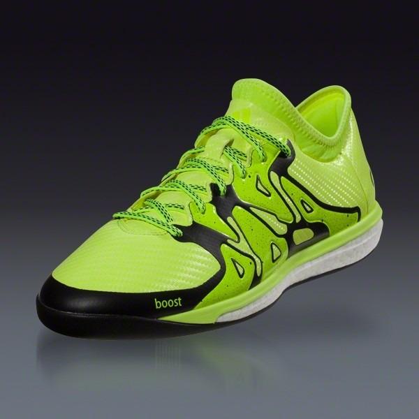 premium selection d4640 bb2ca botines adidas x 15.1 boost futsal indoor alta gama original