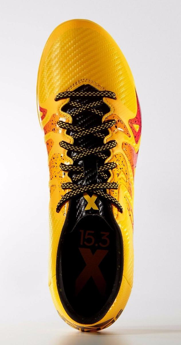 botines adidas x 15.3 tf gold black papi indoor promocion!! Cargando zoom. da03e3383abe3