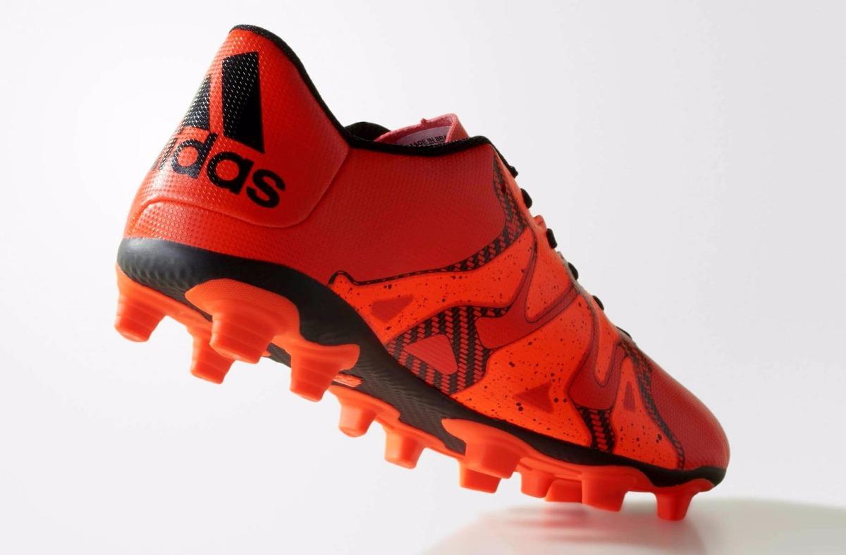 botines adidas x 15.4 fg solar red   orange promocion!!! Cargando zoom. 4b4c5d01a15a7