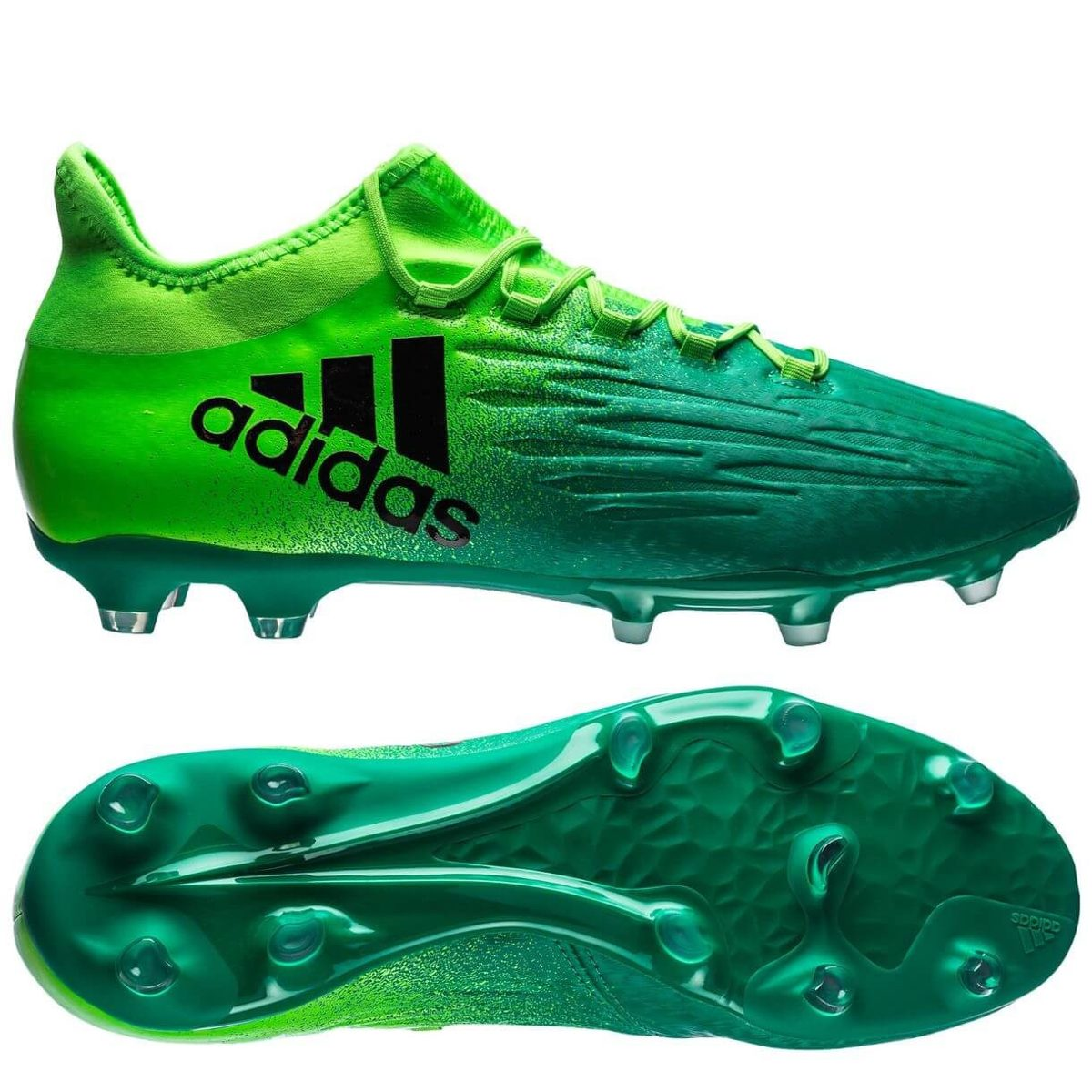 best loved a7290 fcd0c Botines adidas X 16.2 Fg Bb5850 Oferta Lefran