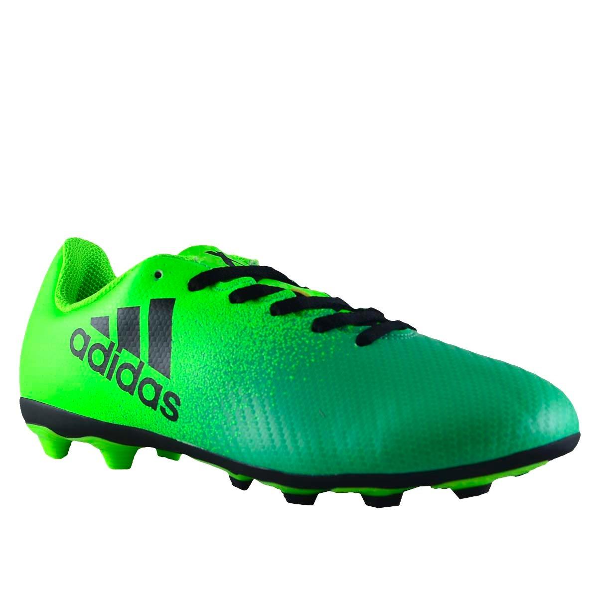 Botines adidas X 16.4 Suelo Firme Niños Verde -   1.250 81f0150849d5f