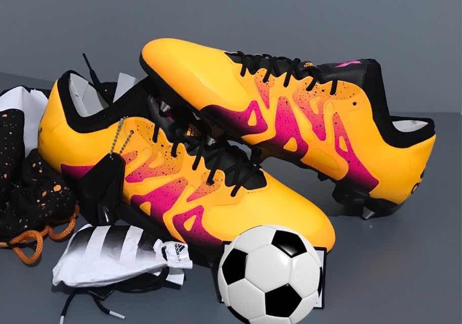 7652f6c8d266d Botines adidas X15.1 Sg Ama -   4.999