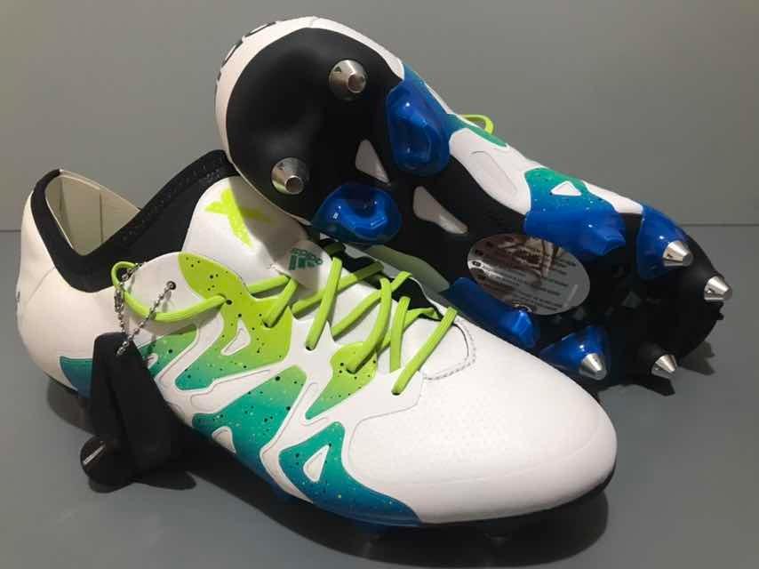 wholesale dealer 81497 427b0 Botines adidas X15.1 Sg Bl