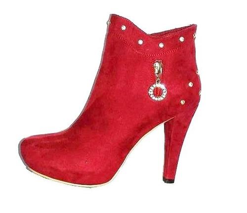 botines botas calzado
