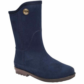8f3da1c68e52 Botas Moda Colombiana Mujer - Zapatos Azul oscuro en Mercado Libre ...