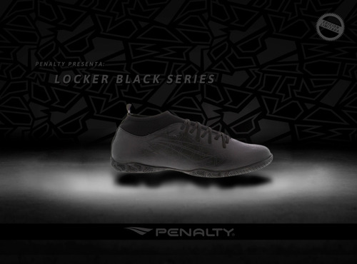 botines botita futsal penalty mod. locker edicion limitada