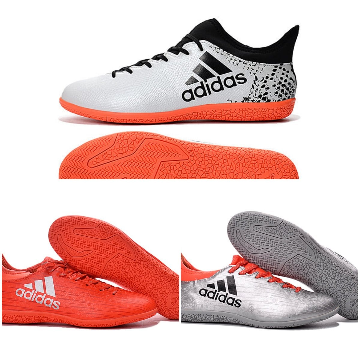 3341fc1af9d botines botitas adidas - futsal - talle 36. Cargando zoom.