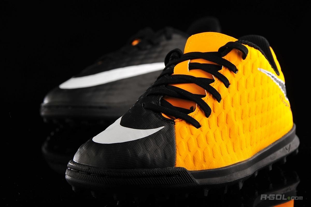 232a3d157595d botines botitas nike fútbol hypervenom amarillo negros niños. Cargando zoom.