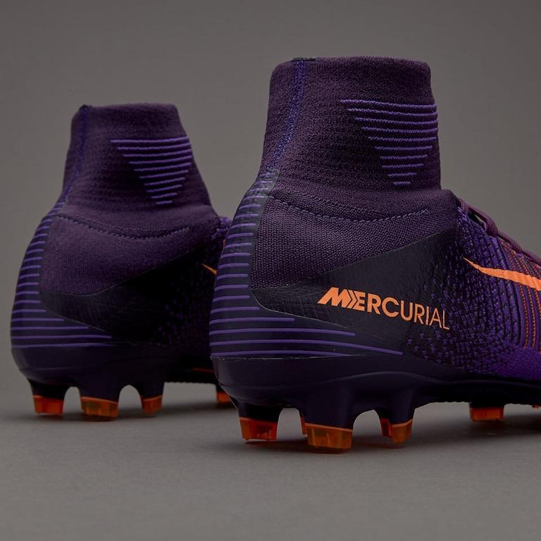 sports shoes 2bae4 2b237 Botines Botitas Nike Mercurial Superfly V Fg - Hyervenom