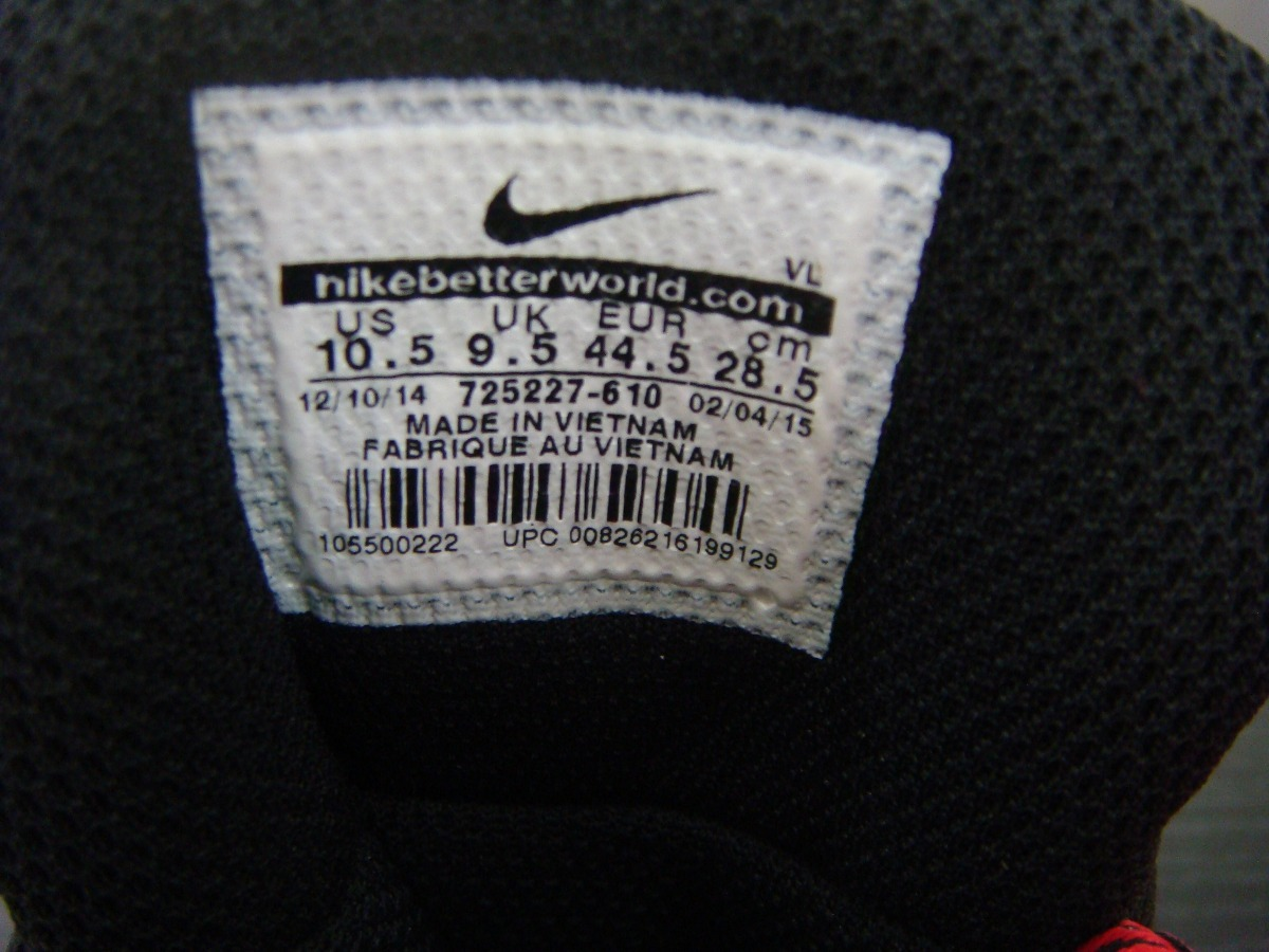 7588b755e83d8 botines botitas nike talle 10.5 eeuu ¡nuevos! Cargando zoom.