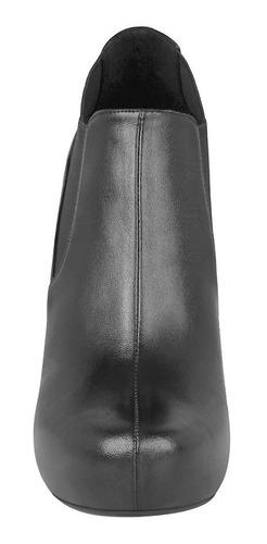 botines casuales para dama stylo 2019 negro