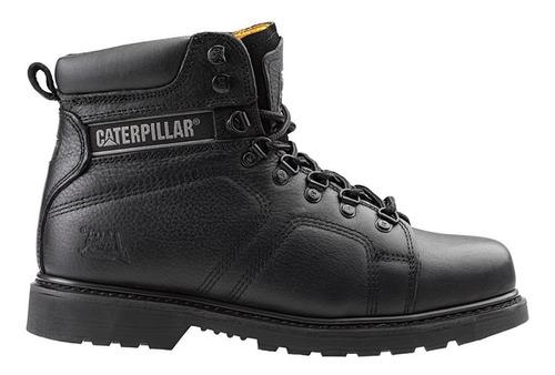 botines caterpillar punta acero p90245 suregrip® negro
