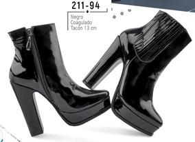 ec718e6f Botas Altas Damas Charol Otras Marcas - Zapatos de Mujer en Mercado Libre  México