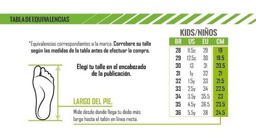 botines con tapones botita de niños penalty modelo locker