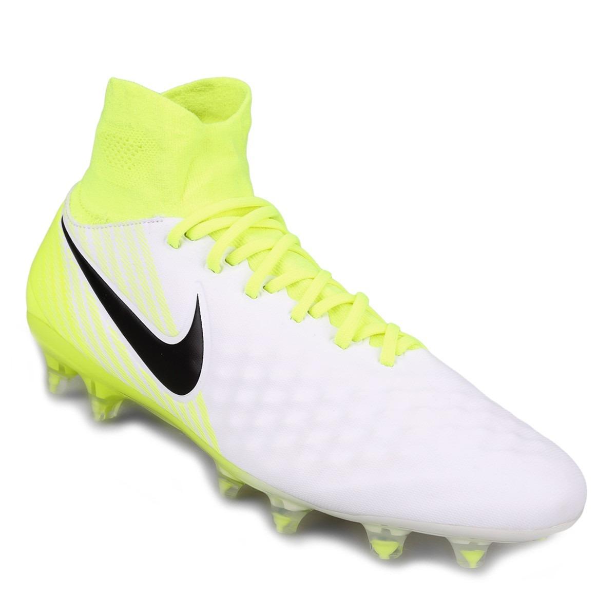 16d746bdb214e Botines Con Tapones Nike Magista Orden Ii Fg (originales) -   5.290 ...