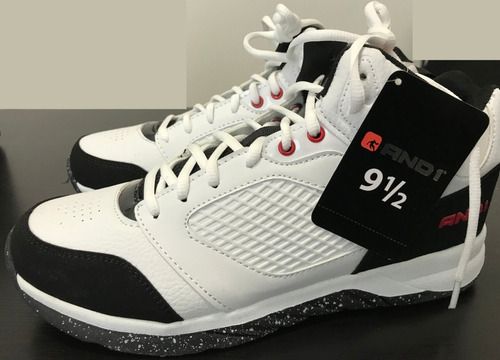 botines de basketball and1  100% originales