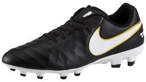 5a5302d252f Botines Nike Mercurial Negros Cuero - Botines Nike para Adultos en Mercado  Libre Argentina