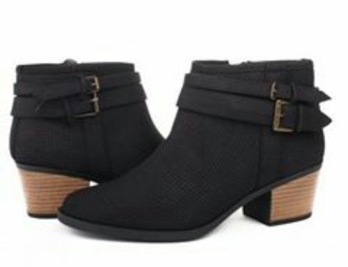 botines de damas  talla -37.5 y 38