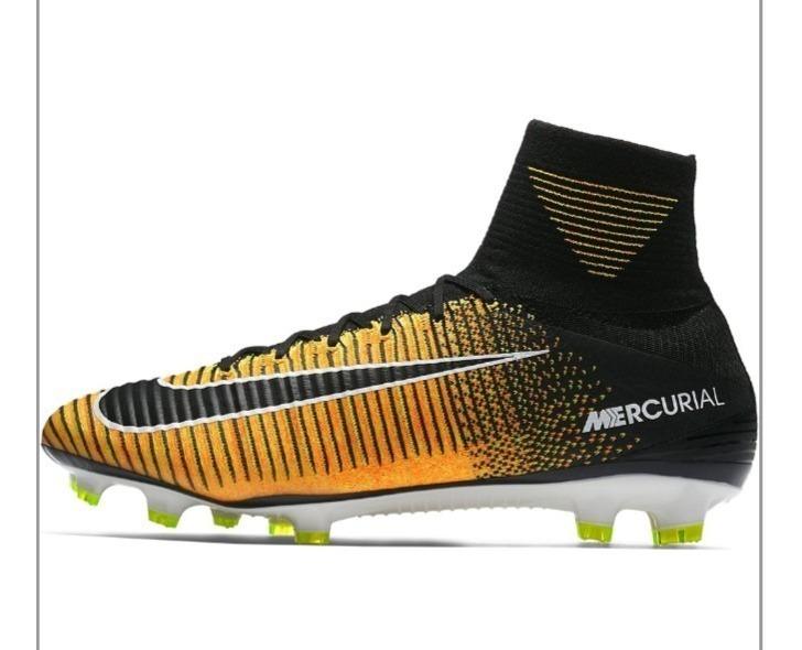 official photos be79a 6f687 Botines De Futbol 11 Nike Mercurial Superfly 5. Gama Alta