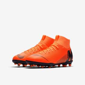 fccc462adb98a Botitas De Futbol Nike Superfly Para Niños en Mercado Libre Uruguay
