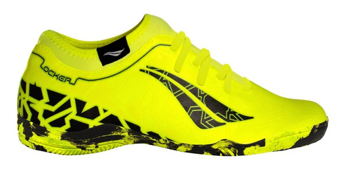 botines de futsal / indoor penalty rx locker vii niños