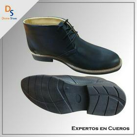 Botines De Hombres,zapatos De Hombres, Liquidación De Zapato