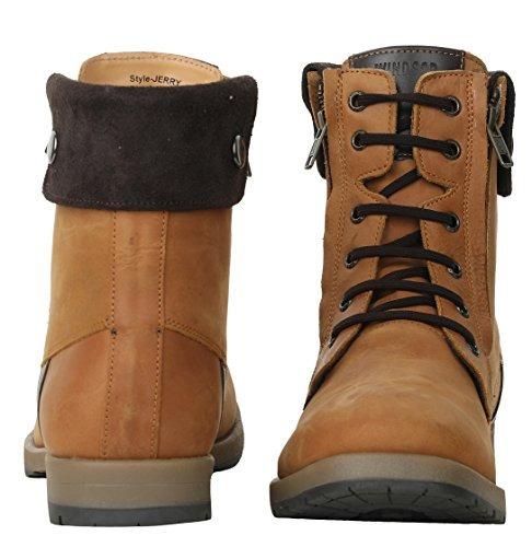 botines de invierno con cordones y botines de invierno en cu
