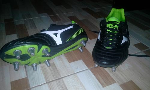 botines de rugby