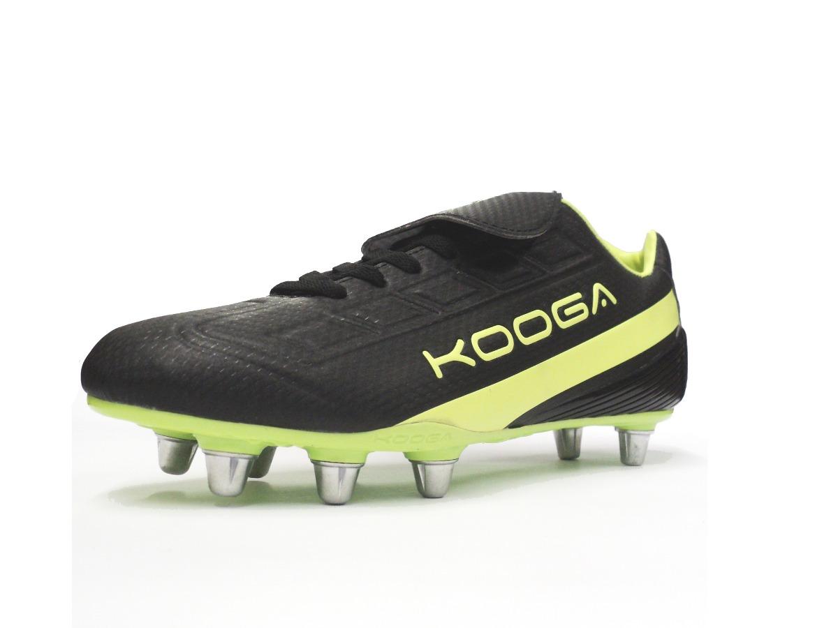 a798499936827 botines de rugby kooga blitz boot 8 tapones intercambiables. Cargando zoom.