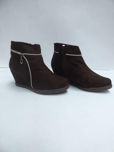 botines formales/ hermosos zapatos botines de mujer