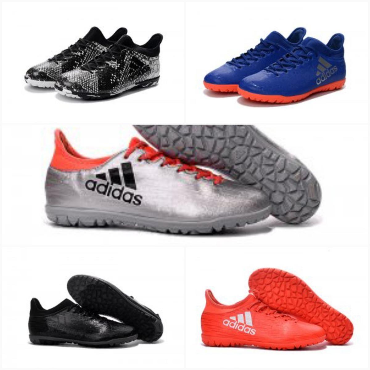 6dce50704f4ea botines futbol 5 nike adidas - talle 43. Cargando zoom.