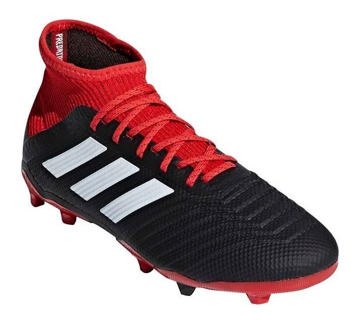 a54cde49b3 Botines Futbol adidas Predator 18.3 Terreno Firme Niños R - $ 2.899 ...