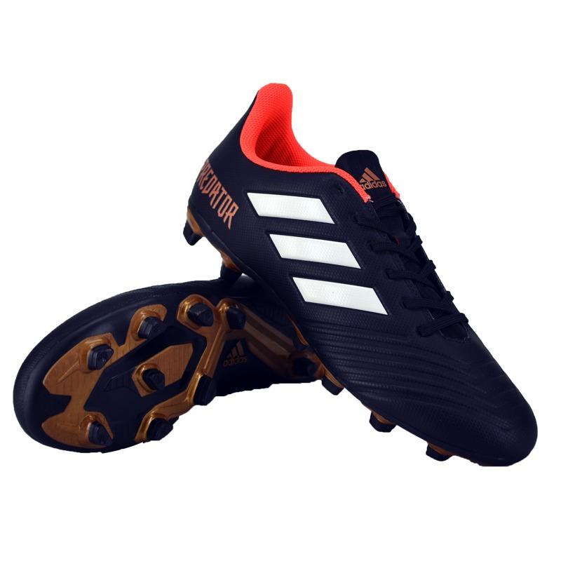 best sneakers de810 4ff3c ... free shipping botines futbol adidas predator 18.4 original ngo bco. cargando  zoom. 8c01b 68351