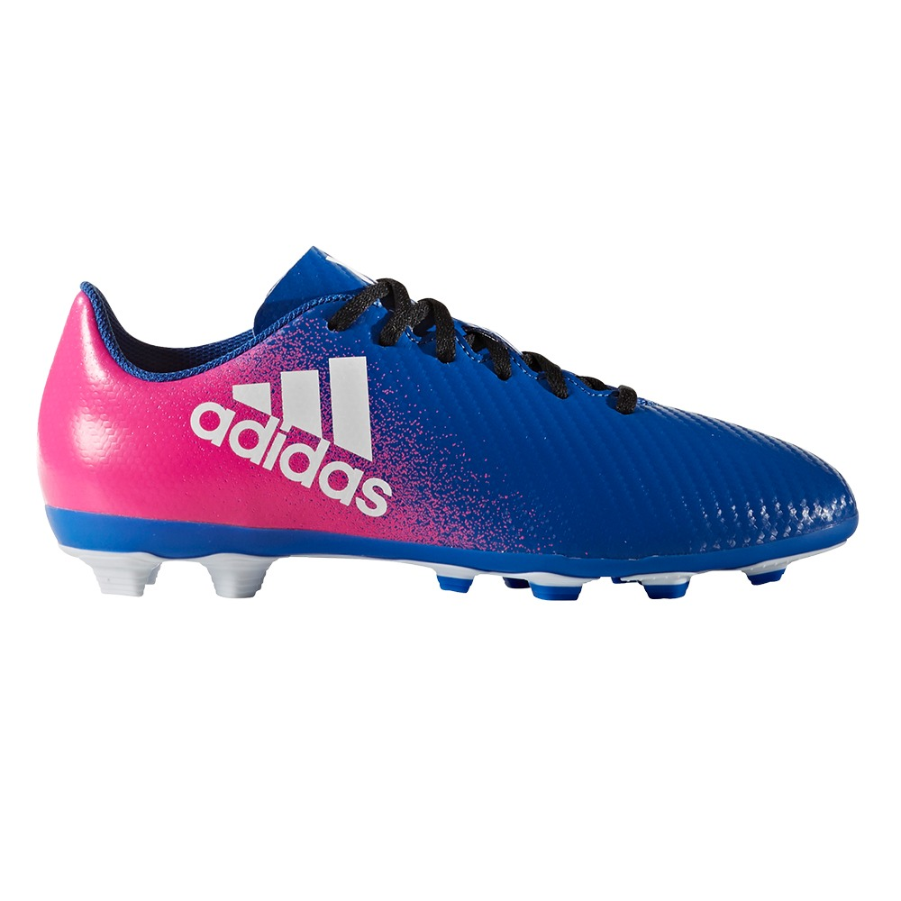 7a64406272365 Botines Futbol adidas X 16.4 Fxg J Niños -   950