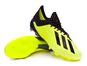 ccd11eb8cf Botines Adidas X 18.3 Terreno Firme - Deportes y Fitness en Mercado Libre  Argentina