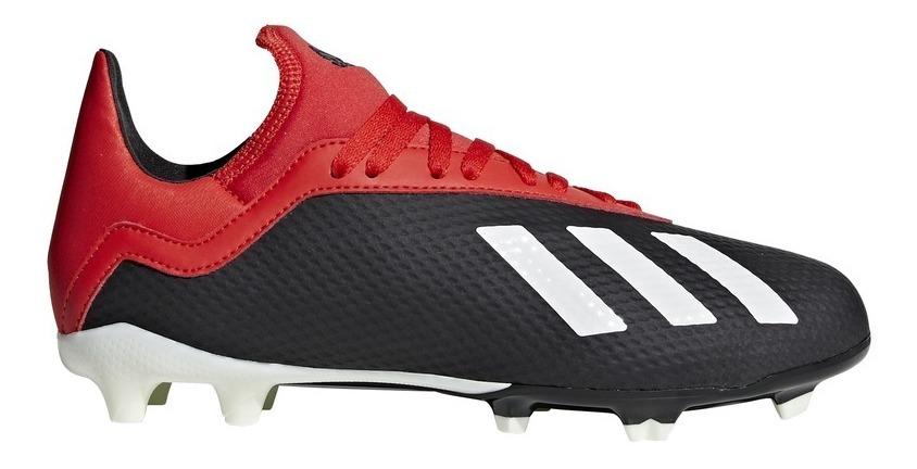 0f239a833c Botines Futbol adidas X 18.3 Terreno Firme Niños - $ 2.999,00 en ...