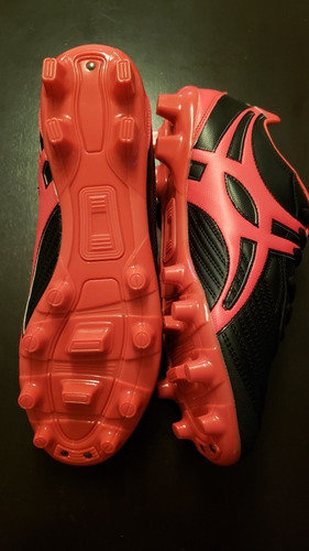 botines gilbert rugby - talle 42 - nuevos sin uso
