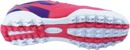 botines hockey niñas mujer tartaneras zapatillas reves rebel