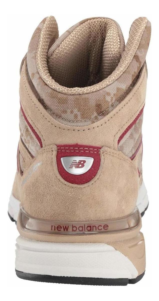 Botines Hombre New Balance 990v4