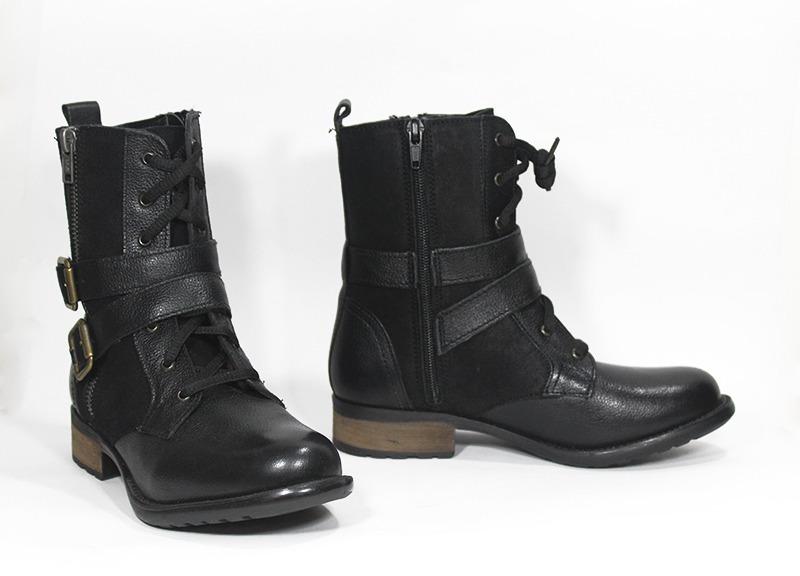 botas y botines hush puppies mujer
