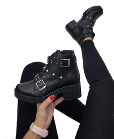 Jersey Rockero Botines Negros Outfit hrxtQdCs