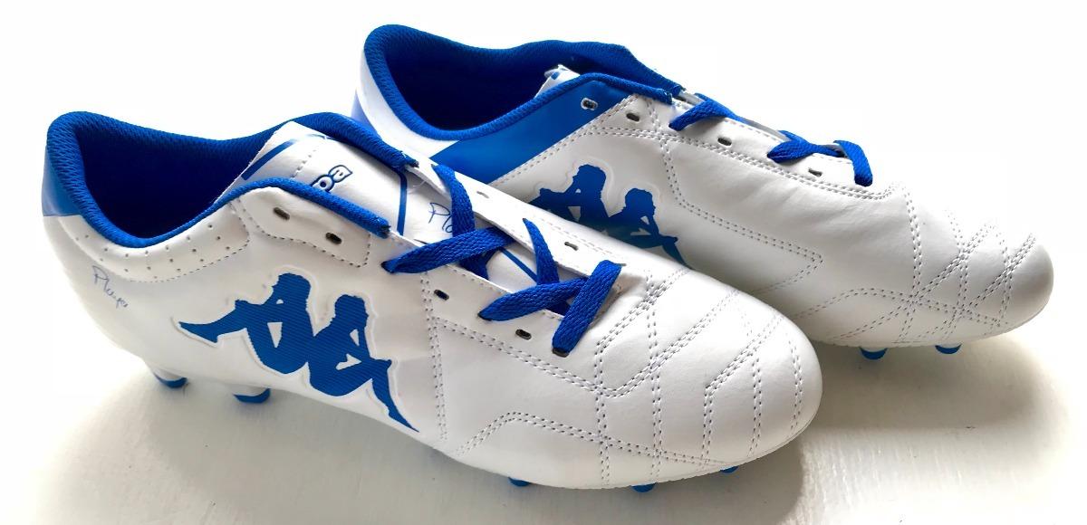 botines kappa soccer player base fg fútbol 11 tapones blue. Cargando zoom. ce4f56e0172