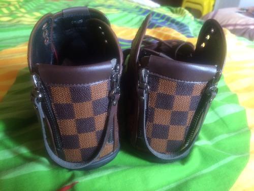 botines louis vuitton talla 43