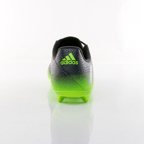 botines messi 16.3 fg/ag gris adidas sport 78
