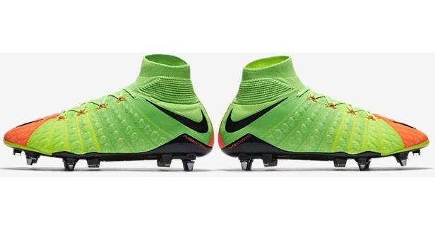 wholesale dealer 0f5d2 e0d51 Botines Mixtos Nike Hypervenom Phantom 3 Df Sg-pro